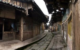 """藏在深山里的古镇,用700年诠释了什么叫做""""隐士"""""""