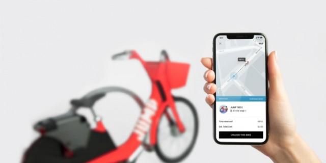 丰富出行业务 Uber收购共享电动单车公司Jump Bikes