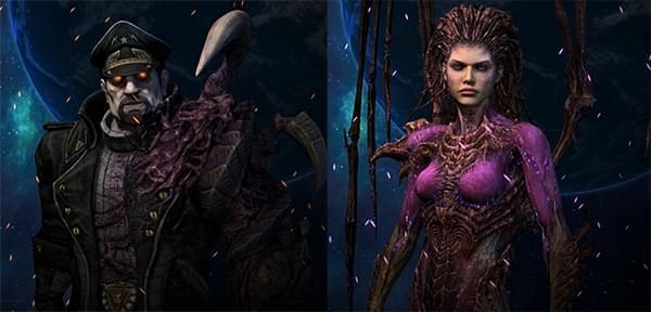 """《星际争霸2》合作模式新地图""""黑暗杀星""""阵容推荐"""
