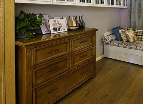 5个书房木地板图