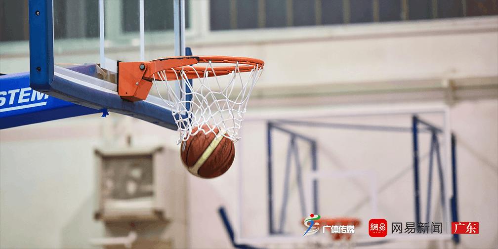 广东男子篮球联赛第三轮:清远VS惠州