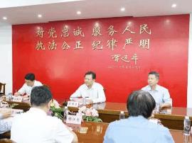 李伟华深入翔安区宣讲:在新的历史起点上开创政法事业