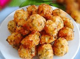 徐州美食—这样的丸子好吃的根本停不下来!