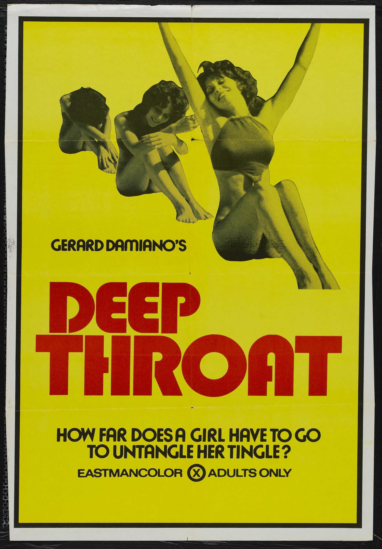《深喉》是美国影响力最大的色情电影,历史地位无 /Wikipedia
