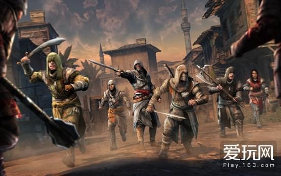 游戏史上的今天:交织的宿命《刺客信条:启示录》