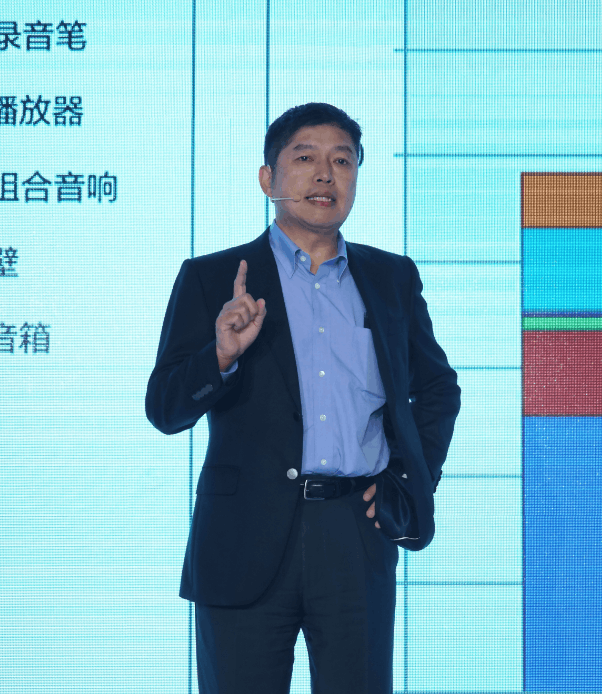 索尼总裁高桥洋:我们要在中国做到音频市场第一
