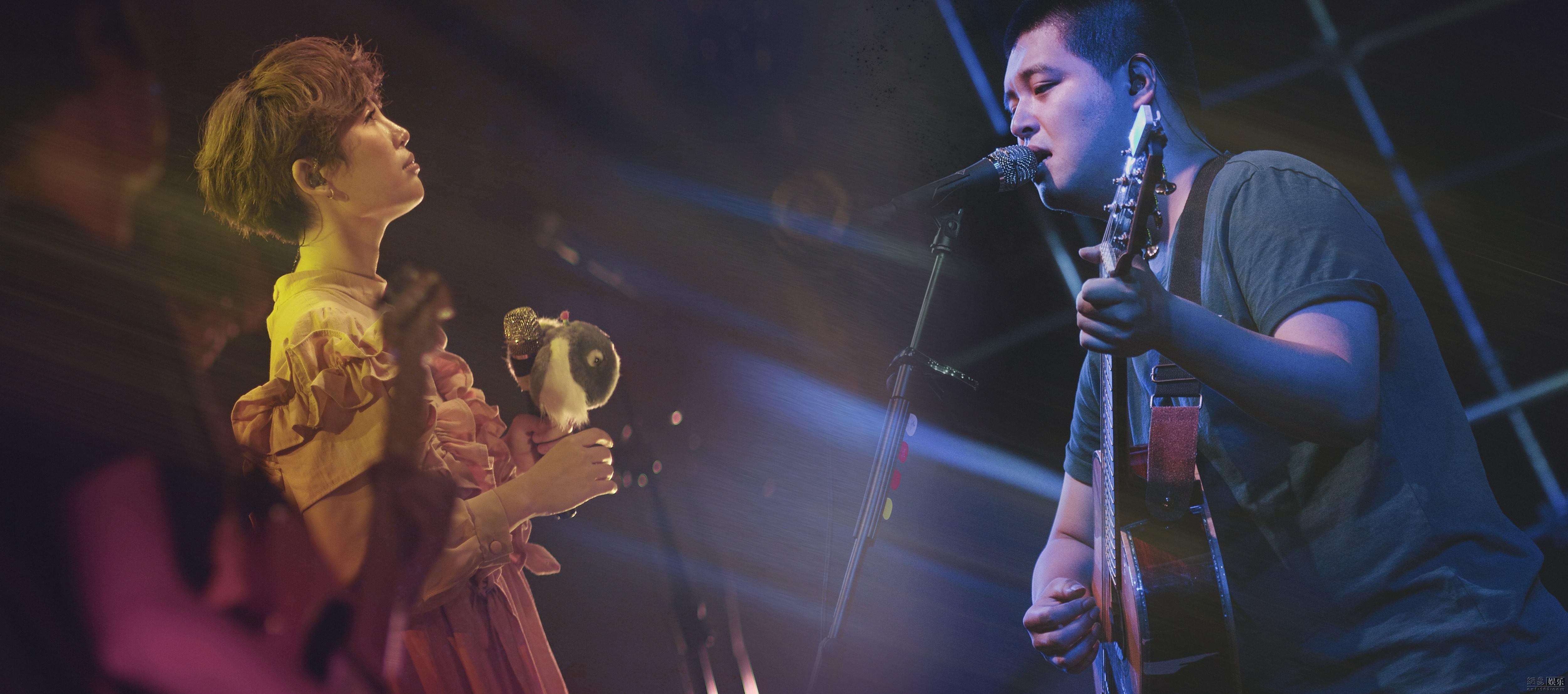 """马頔魏如萱合作单曲""""孤陋寡闻""""巡演启动在即"""