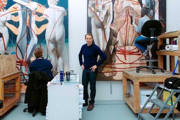 杰夫·昆斯:艺术家如只对钱感兴趣 那长久不了的
