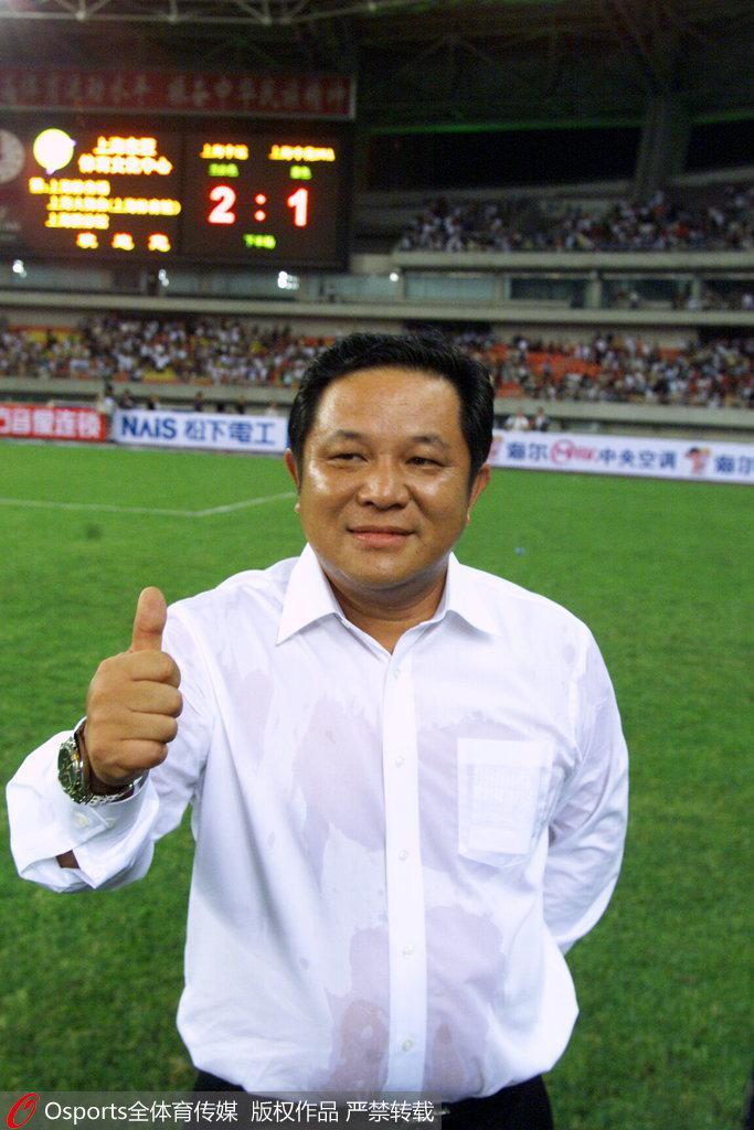 原上海国际老板徐泽宪