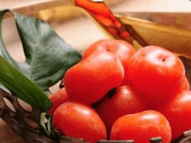 吃完柿子喝酸奶会中毒? 专家:此说法不科学