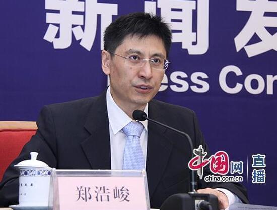 郑浩峻:双创活动周各地会场将同步举办重要活动