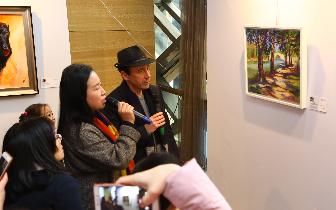"""法国艺术家让·米歇尔""""中国艺述十周年""""系列巡展即将"""