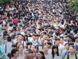 新增博罗县榕城中学考点!惠州3.3万学生参加高考