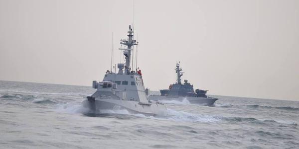 乌克兰研发巡逻艇造型很犀利