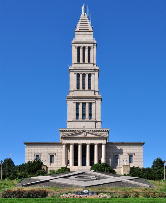 ?华盛顿祠堂/Wikimedia