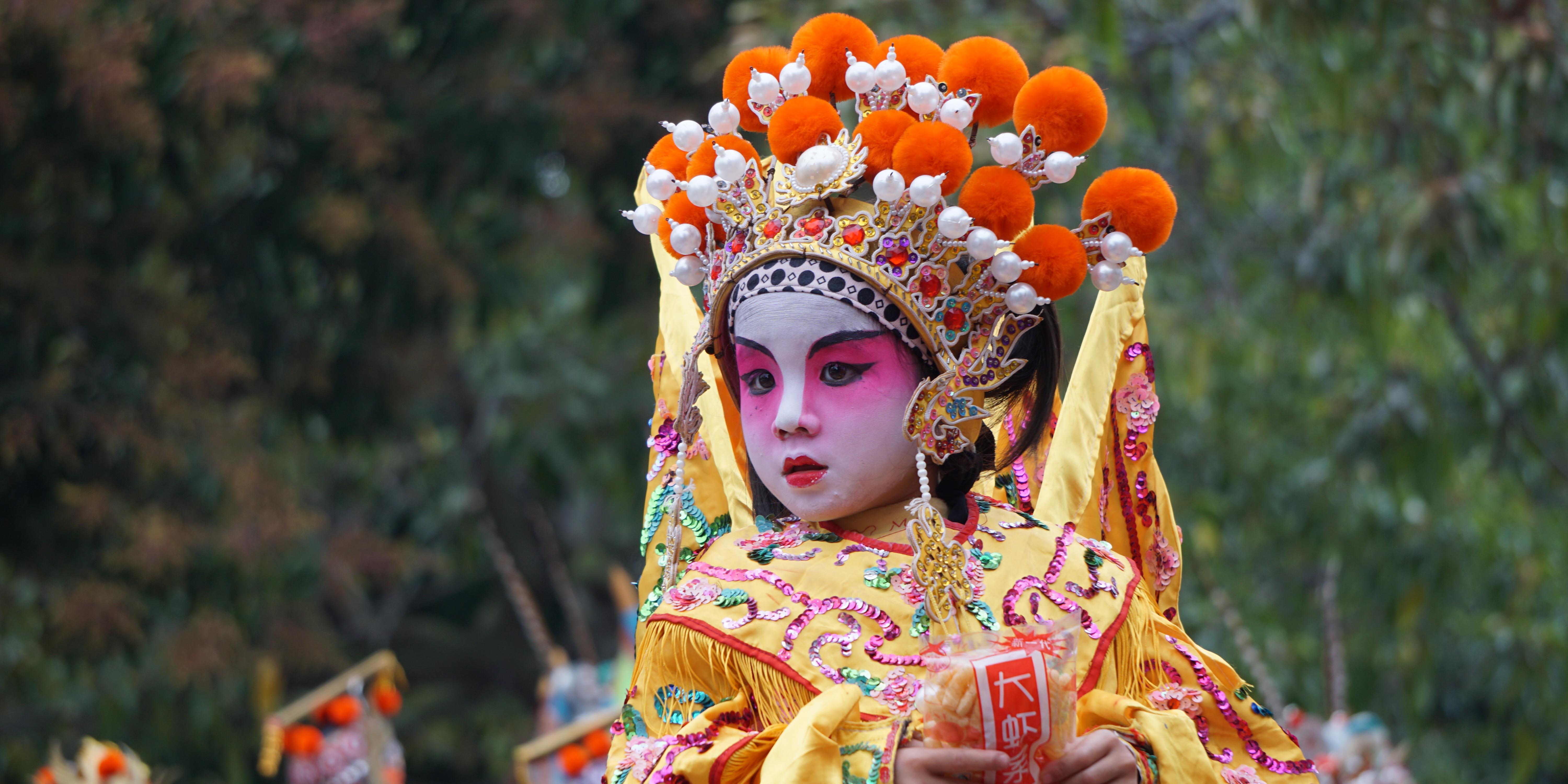 城中村年例别样精彩——霞山村民俗文化巡游