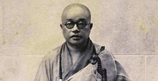 太虚大师时代佛教及净土法门的契机