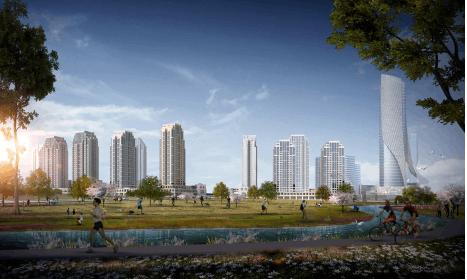 新一线城市潜力无限 鲁能城迎发展利好享区域福利