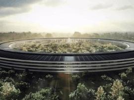 苹果飞船总部命名Apple Park,4月启用
