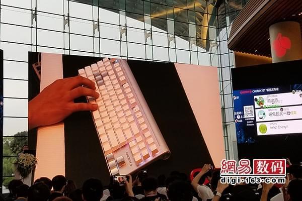 樱桃键盘MX Board 8.0 RGB/1.0发布:1699元起售