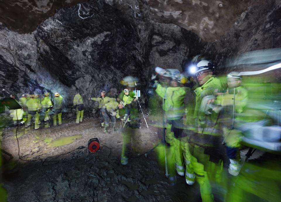 芬兰在建全球唯一永久核废料处理库 存满需一世纪