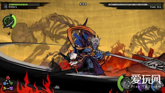 爱玩游戏早报:白金工作室发布手游《World of Demons》