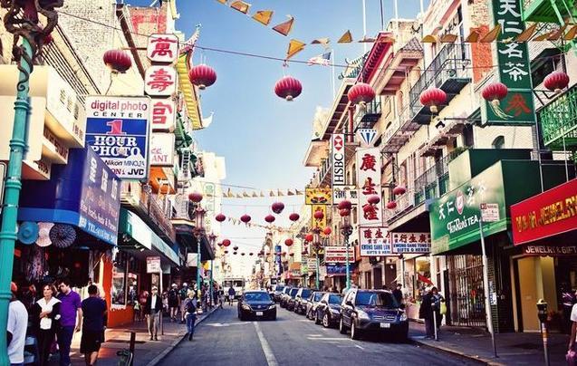 这些国家的唐人街 哪个更有中国味?