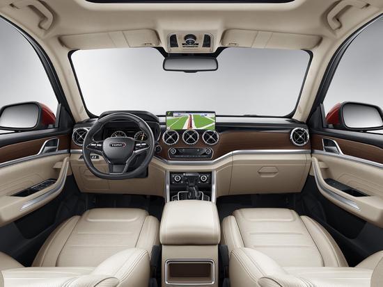或4月上市 野马T80将推2.0T入门版车型