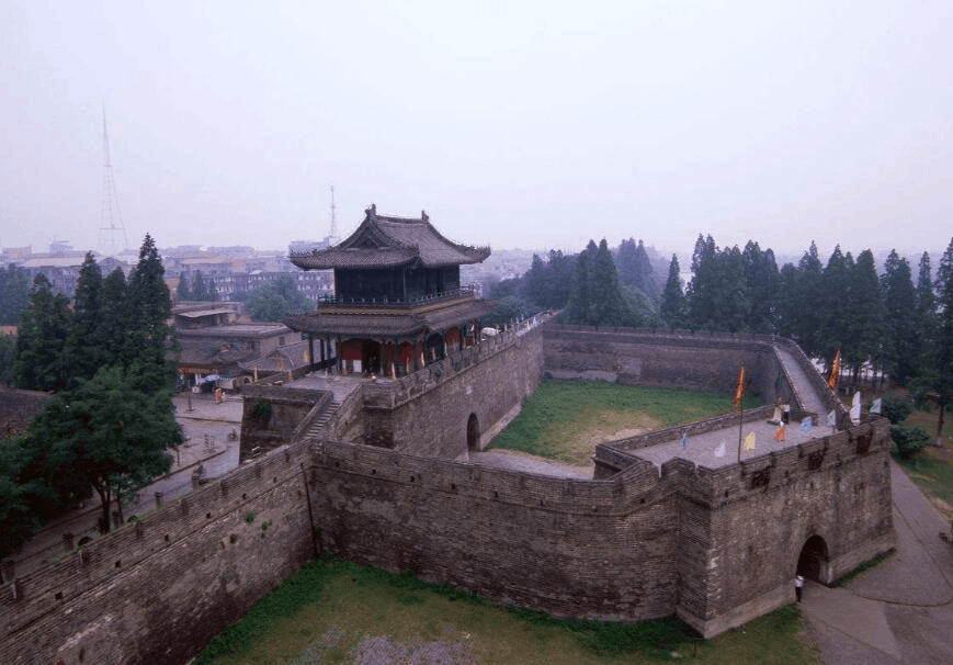 城内人口控制在6万以内,荆州人这样保护古城......