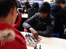 2017年山西省棋牌运动会在并举行