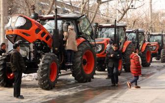 安徽省桐城市试点植保无人机补贴