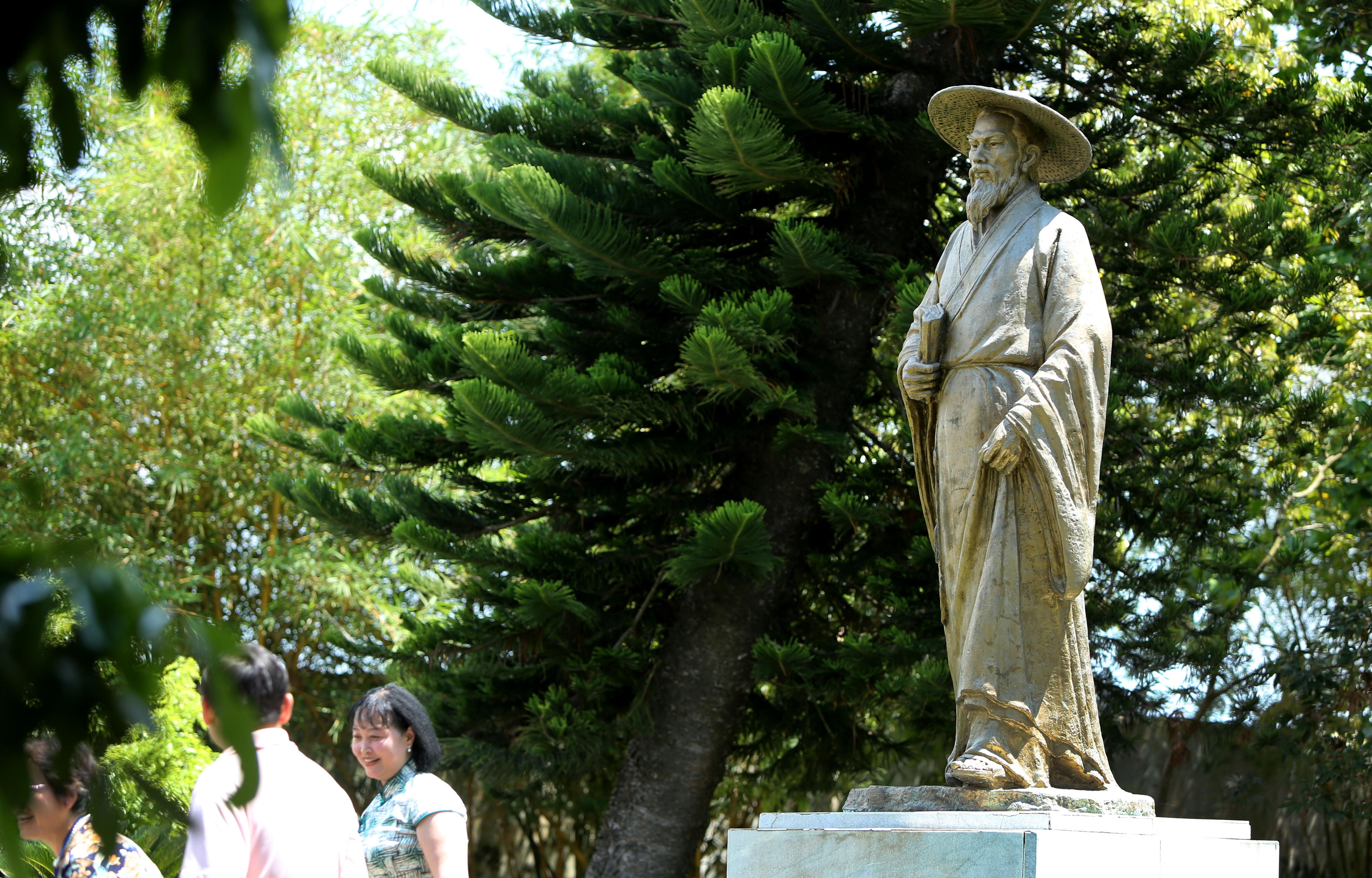 传统村落保护论坛宾同游东坡书院