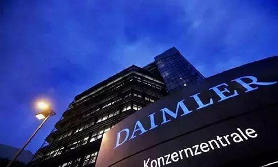 90亿美元买戴姆勒 尚未进入董事会 李书福赴欧谈判