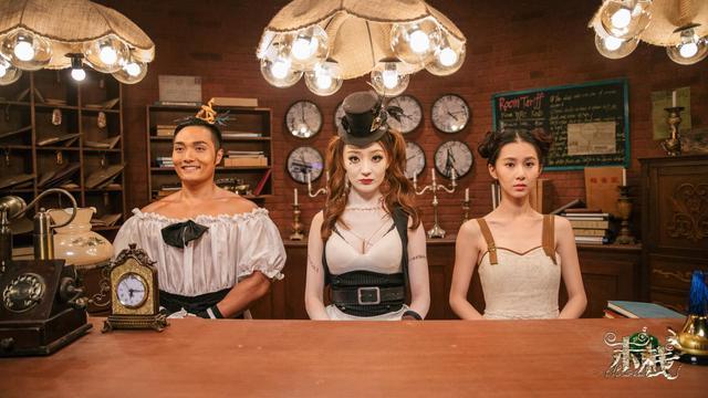 《末栈》曝黑色童话版终极预告 奇异故事轮番上线