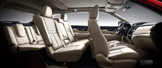 将推8款车型 东风日产新款奇骏今日上市