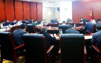 巫山书记李春奎:生态优先绿色发展大力实施招商引资