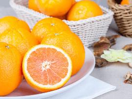 橙子皮泡水可消食和胃 教你切橙子皮小窍门