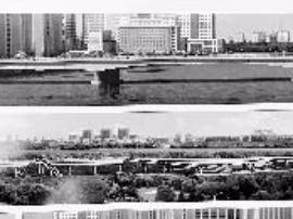 广州大桥栏杆将装饰醒狮雕塑 6月新旧桥有望同步开通
