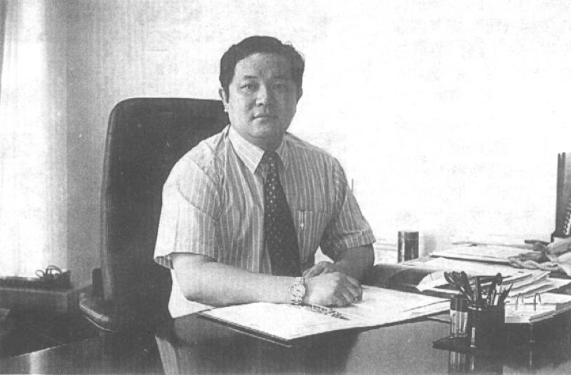 在经历了大风大浪之后,徐泽宪进入了企业担任总经理