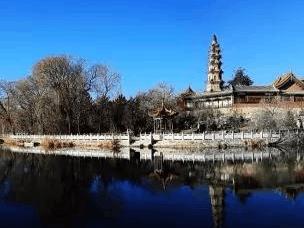广灵水神堂:它如仙境 却在人间