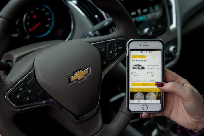 对抗Uber?通用计划试点推行P2P共享汽车服务