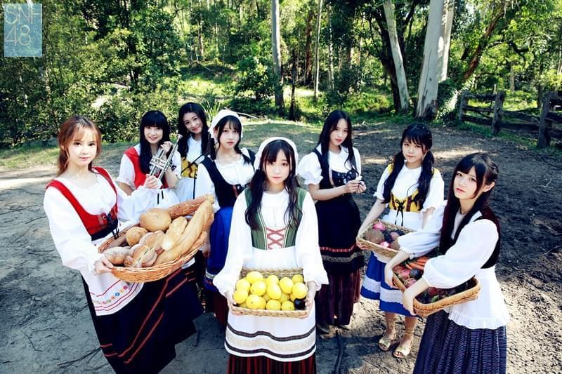SNH48《夏日柠檬船》MV首发 女海盗上演终极对决