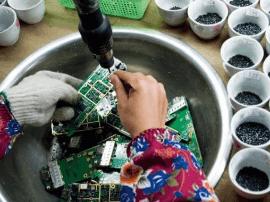 废旧手机 隐形金矿:揭秘拼装机的灰色市场