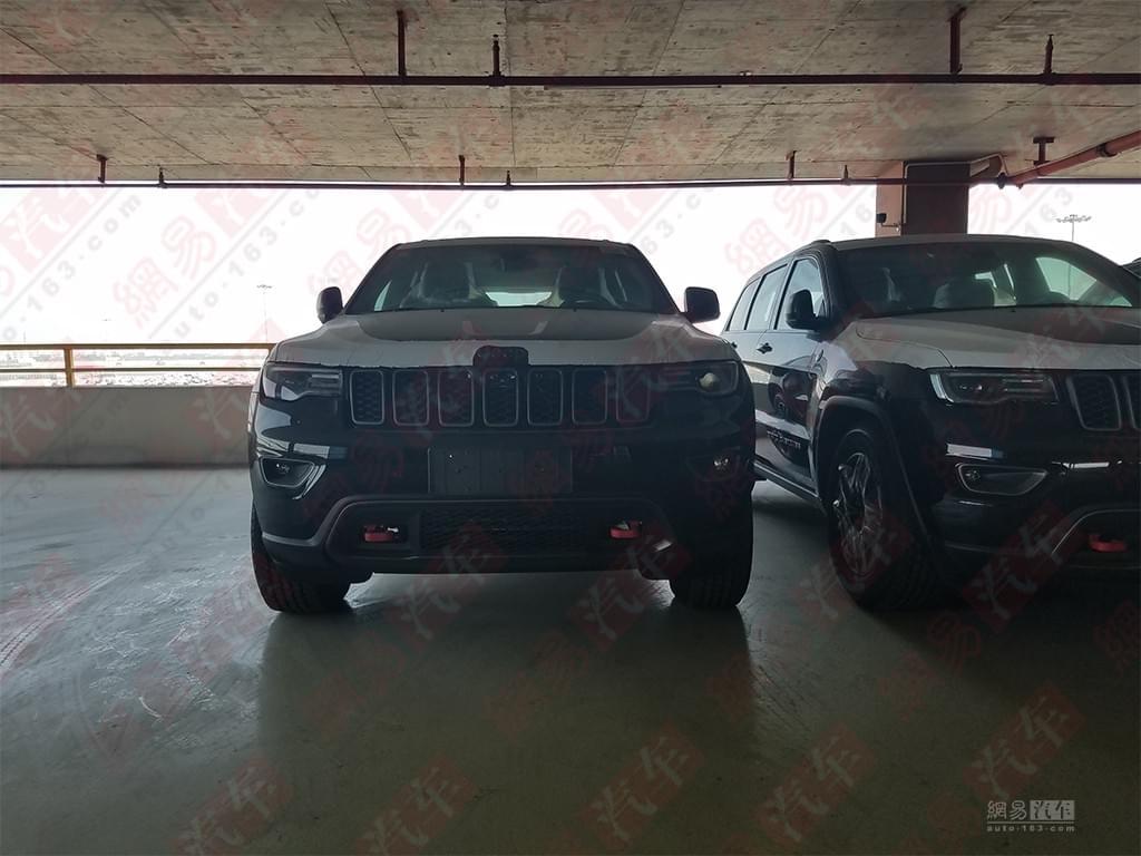 新增两版本车型 Jeep新款大切诺基今上市