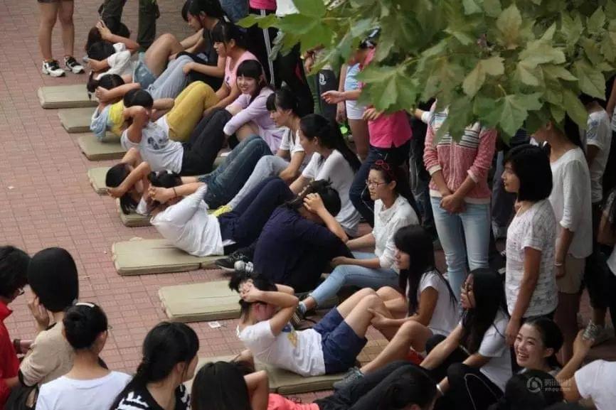 国外已叫停的运动,中国学生还在狂做