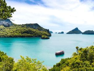 只去过普吉岛 泰国还有这些绝美海岛等你来