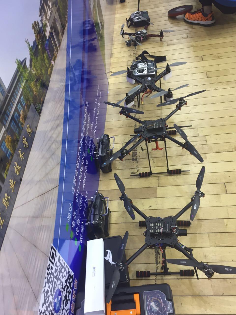 全国航空工作院校无人机使用立异技术大赛在镇江举办