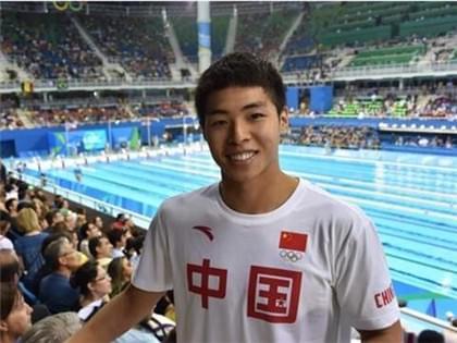 绍游泳小将商科元惜别首次奥运之行
