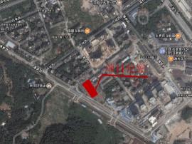 南屏中学选址确定,拟用地面积为22324.91平米