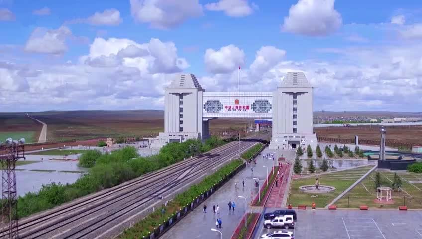 央视一套《大美中国  边关》,欣赏别样的边关风光